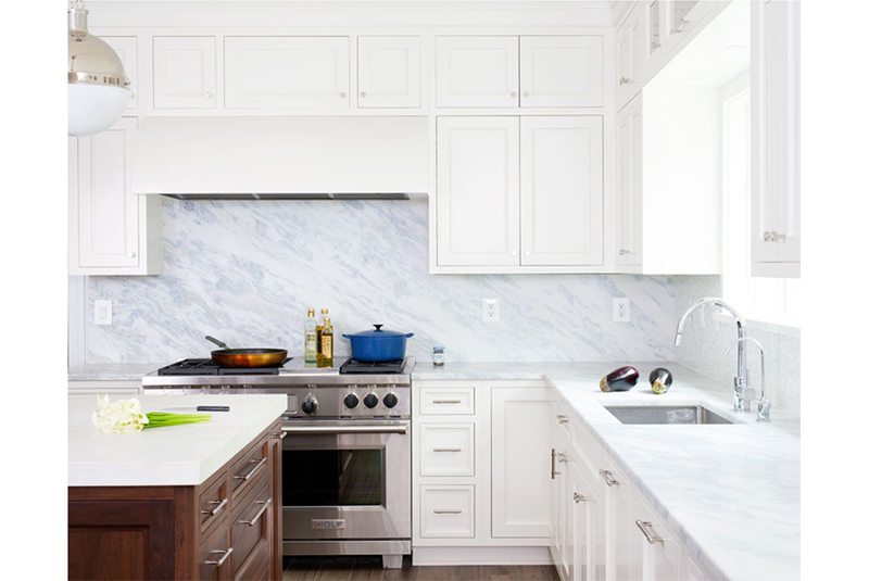 Types of stone countertops