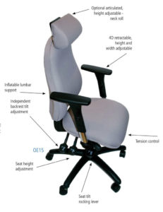 What is the best office chair for you