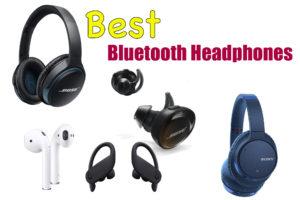 best bluetooth headphones